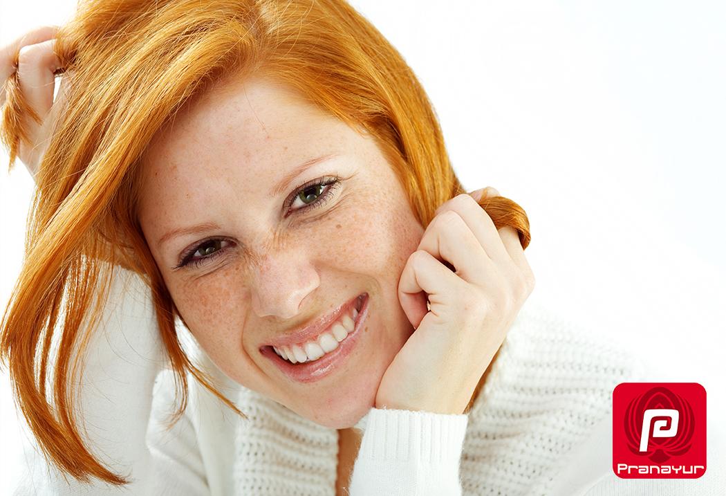 rood haar pitta ayurveda