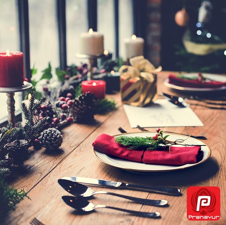 bereid je kerstdiner goed voor om kerststress te voorkomen