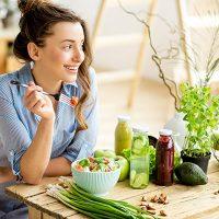 Hulda Clark - gezond eten